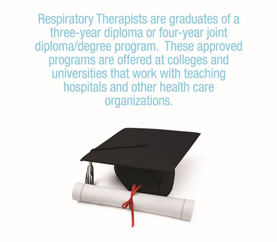 why do i want to become a respiratory therapists Respiratory therapists need at least an associate's degree, but some positions may require more advanced schooling licensure is required in most states and obtaining one of two certifications is.