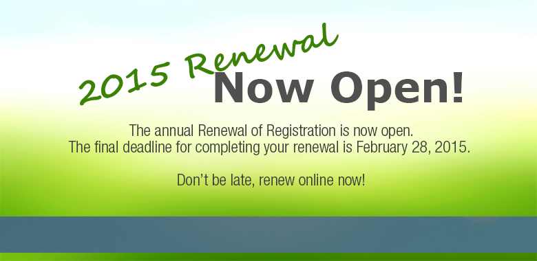 Online Renewal