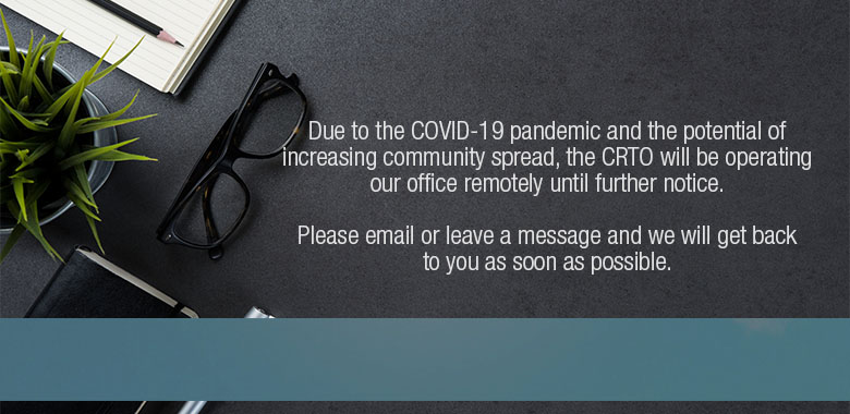 COVID Office Closure